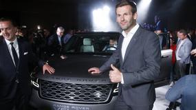 Premiera nowego samochodu ze stajni Land Rover - Range Rover Velar