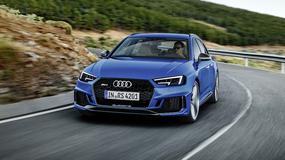 Nowe Audi RS 4 Avant kosztuje ponad 400 tys. zł