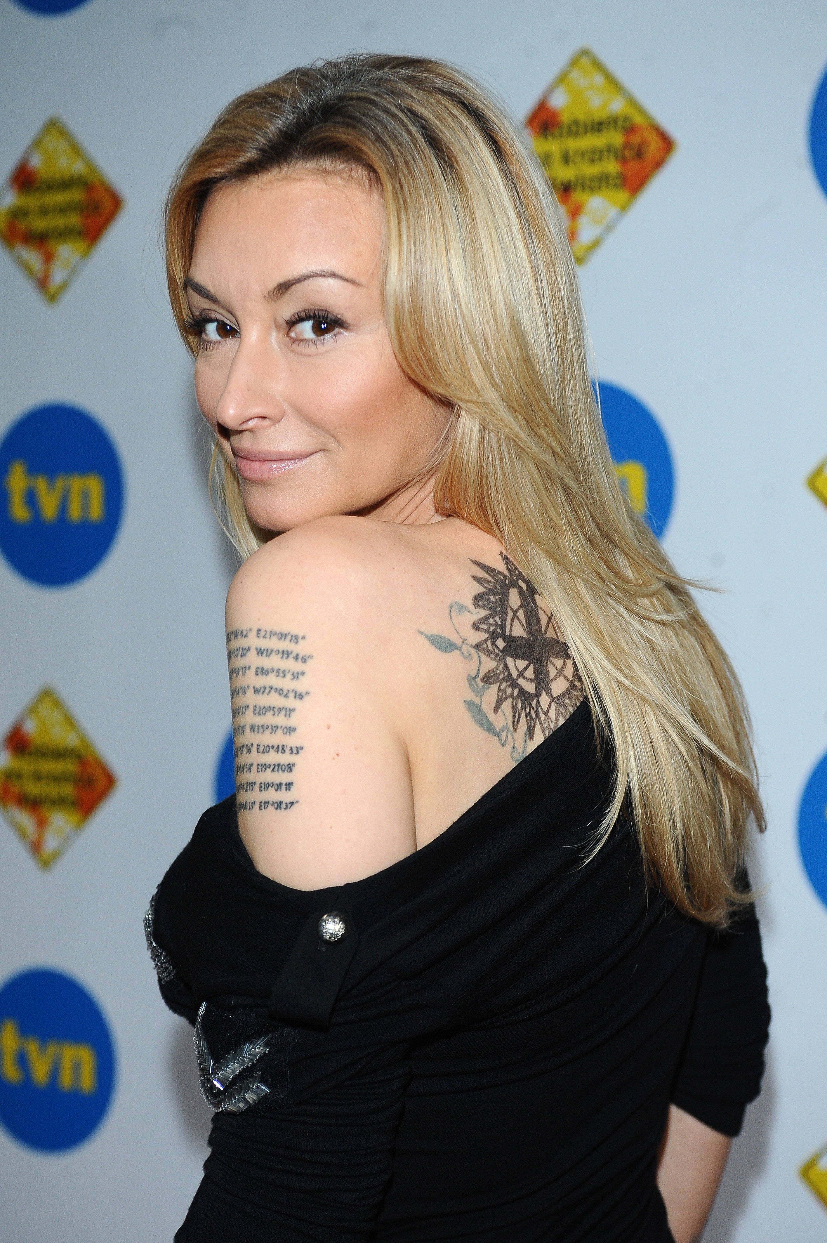 Martyna Wojciechowska Ma Nowe Tatuaże Plejadapl