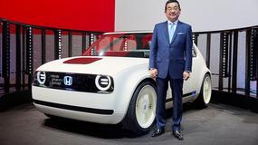 Honda Urban EV Concept: premiera we Frankfurcie