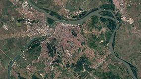 """BEOGRAD IZ SVEMIRA """"Gugl"""" otkriva neverovatne promene na satelitskim snimcima NEKAD I SAD"""