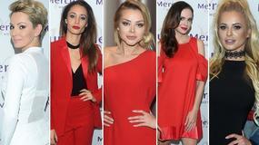 Ola Ciupa i inne gwiazdy na Mercure Fashion Night. Czerwień rządzi! Jak prezentowała się Agata Nizińska?