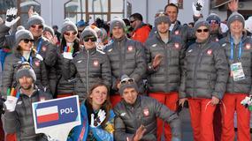 Powitanie polskich olimpijczyków w Soczi