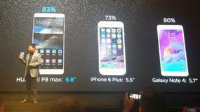 Huawei P8max - gigantyczny telefon, który ma sens