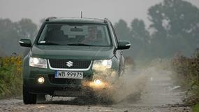 Używane Suzuki Grand Vitara 1.9 DDiS - Gdyby nie ten diesel…