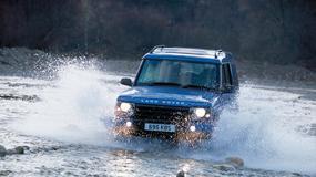 Używany Land Rover Discovery: terenówka w teren i na szosę