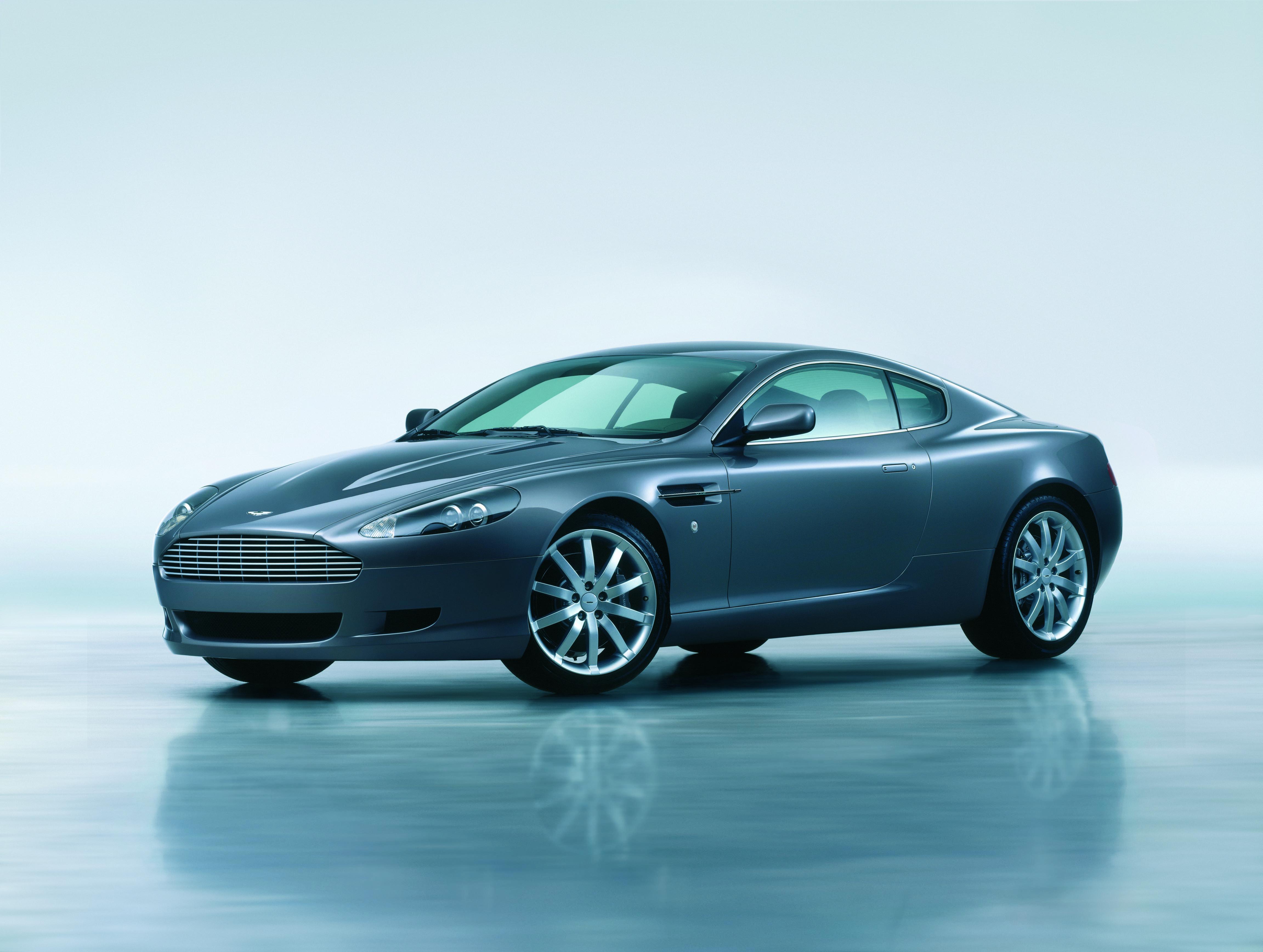 Aston Martin DB9 – testy i recenzje zdjęcia opinie dane techniczne