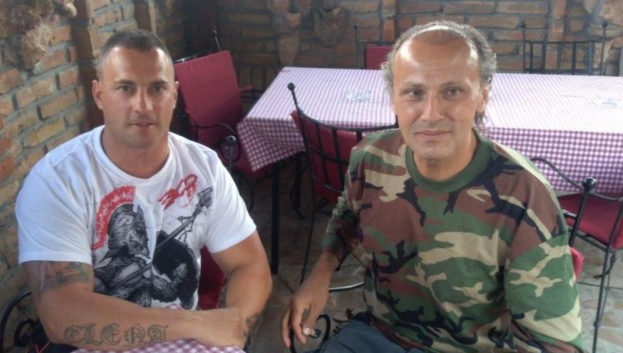Aleksandr Čabarkapa i Karađorđe Subotić