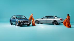 IAA Frankfurt 2017: BMW serii 7 ma 40 lat