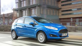 Ford Fiesta 1.0 EcoBoost - zabawa z mocnym sercem