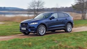 Jaguar F-Pace - pełnokrwista sztuka