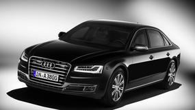 Audi A8 L Security - najbezpieczniejsze Audi w historii