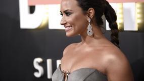 Demi Lovato z dużym dekoltem
