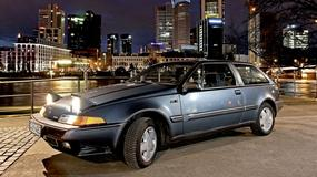 Klasyki z lat 80. - Volvo 480 Turbo: pierwsze takie Volvo
