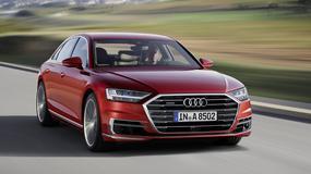 Nowe Audi A8 prawie autonomiczne - nowa jakość samochodowego luksusu
