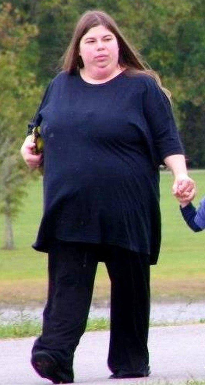 Džejmi pre mršavljenja