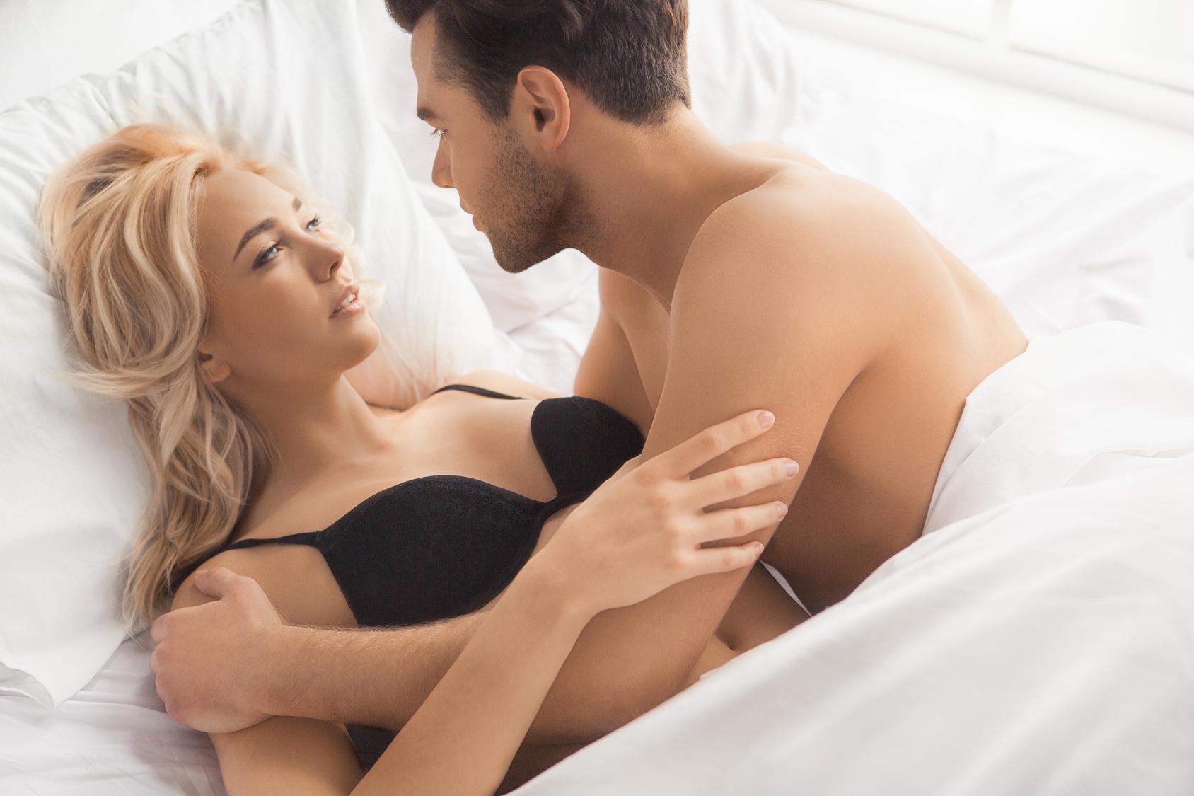 Durchschnitt sexualpartner mann