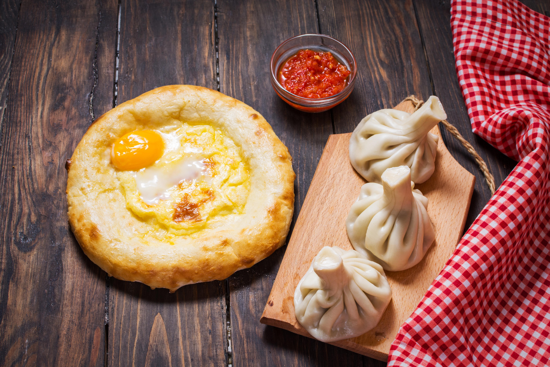Kulinarna Podróż Po Gruzji Książka Przepisy Kuchnia