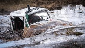 Sposób na wodę - przygotowanie auta do ekstremalnego brodzenia