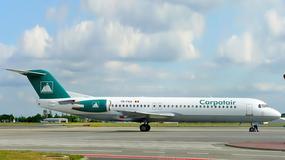 Nowy samolot we flocie LOT-u - Fokker 100
