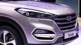 Hyundai Tucson - nadchodzi następca ix35 (Genewa 2015)