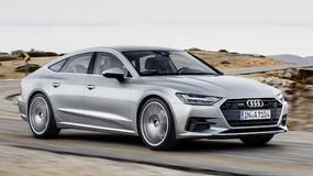 Audi A7 Sportback: 4-drzwiowe coupe z silnikiem 340 KM