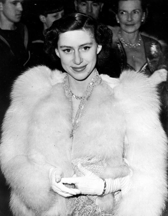 Princeza Margaret u mladosti