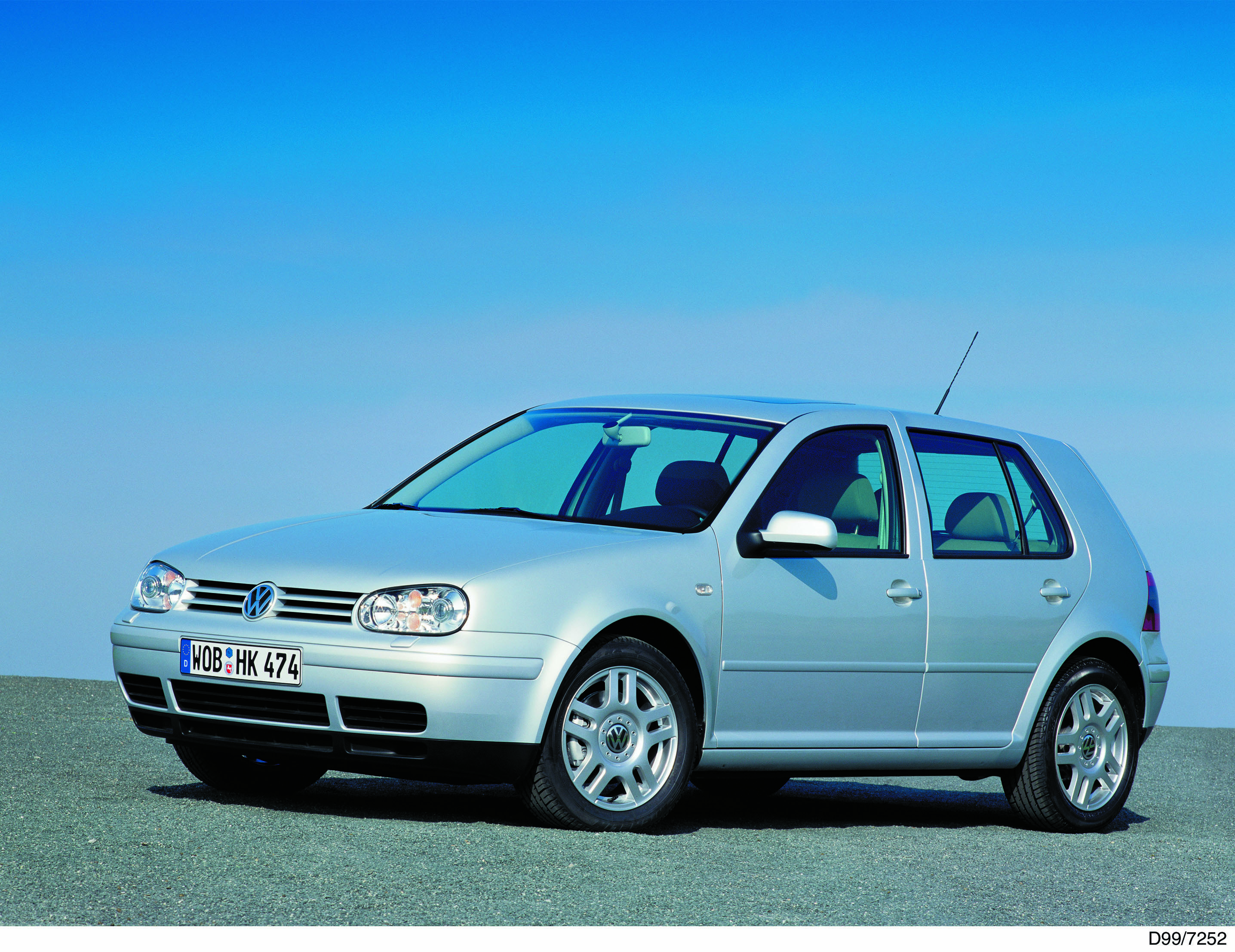 volkswagen golf iv 1997 2004 recenzje i testy. Black Bedroom Furniture Sets. Home Design Ideas