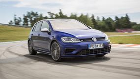 Volkswagen Golf R - sleeper po niemiecku