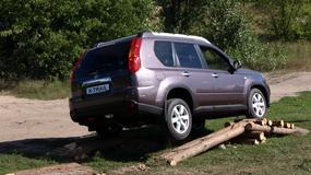 Nissan X-Trail atakuje góry