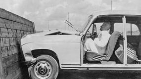 Bezpieczny samochód – jak się zmieniał po wojnie?
