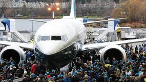 Boeing 737 MAX zaprezentowany