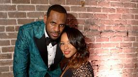 Piękne partnerki koszykarzy NBA