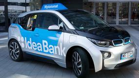 Bank u twoich drzwi - mobilny wpłatomat Idea Banku ruszył na ulice Warszawy