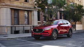 Mazda CX-5 II – bardziej dynamiczna, ale i wygodniejsza