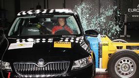 EuroNCAP 2013: te samochody są najbezpieczniejsze