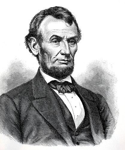 PREDSEDNIK ABRAHAM LINKOLN (1809–1865)