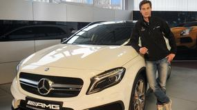 Kamil Stoch ma nowy samochód