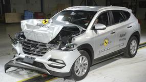 EuroNCAP: Hyundai Tucson na pięć gwiazdek