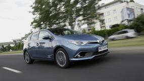 Zmiany wyszły na dobre - test Toyoty Auris 1.2 T