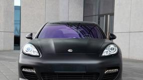 Porsche Panamera Black Edition Techart