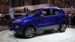 Ford EcoSport (Genewa 2013)
