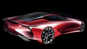 Jak projektowano Lexusa LC?