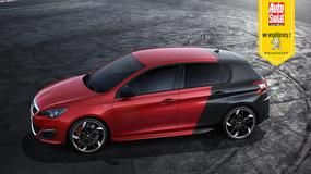 Oryginalny design samochodów Peugeot