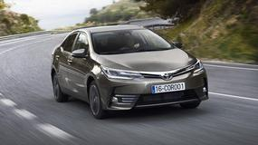 Toyota Corolla po liftingu - poprawiony bestseller