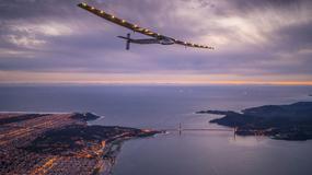 Solar Impulse 2 zakończył 62-godzinny lot nad Pacyfikiem