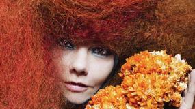 """Björk w sesji do płyty """"Biophilia"""""""