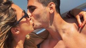Piłkarz Realu Madryt oświadczył się ukochanej