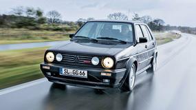 Szalone doładowanie - Volkswagen Golf GTI G60