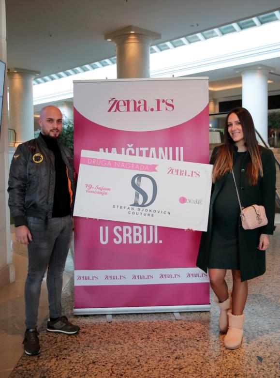 Lela Sekulić i Stefan Ranković